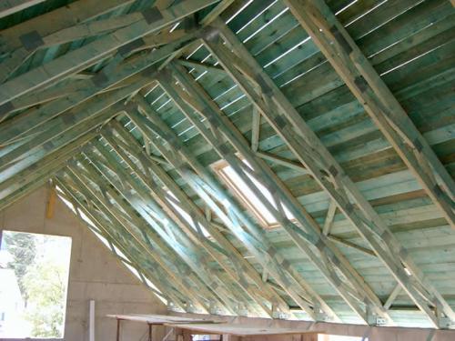 конструкции крыш - Практическая схемотехника.